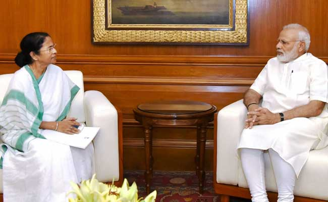 Mamata Banerjee To Attend Meeting With PM On Covid Vaccine Distribution