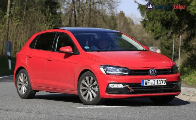 new generation volkswagen polo