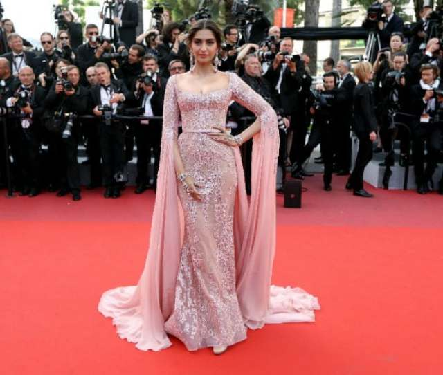 Cannes Film Festival What Sonam Kapoor Considers Not Preparing Much For Red Carpet