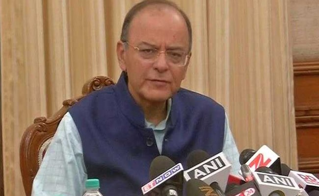 Security Forces Dominating Terrorists In Kashmir: Arun Jaitley
