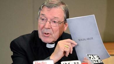 أعلى الفاتيكان رجل الدين الكاردينال جورج بيل المدان بارتكاب الاعتداء الجنسي على الأطفال 2