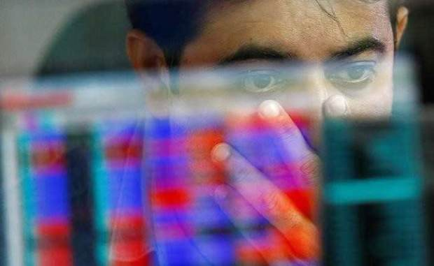 Sensex Falls Over 200 Points, Nifty Near 10,350: 10 Points