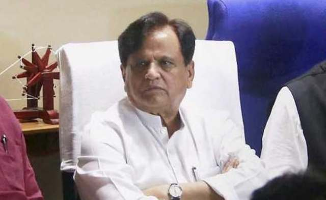 Congress's Ahmed Patel Questioned Over Bank Fraud Case 'Bigger than PNB Scam'