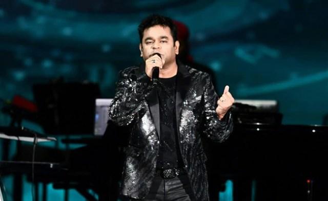 AR Rahman Played More Hindi Than Tamil Songs At London ...