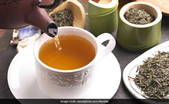 green tea 650