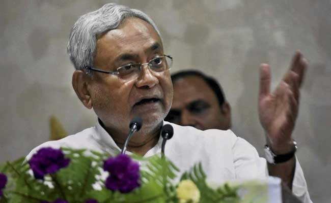 LIVE: Nitish Kumar Forms New Government In Bihar With BJP; Takes Oath