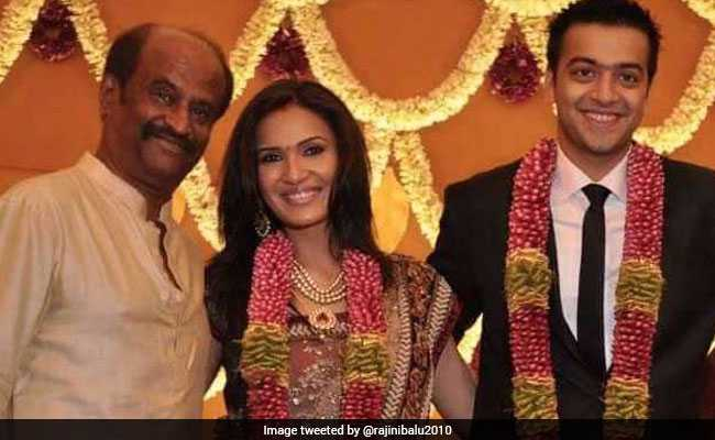 7 साल की शादी तोड़, पति से अलग हुईं रजनीकांत की बेटी सौंदर्या