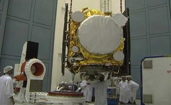 India's First Private Sector Satellite To Be Launched By ISRO Today