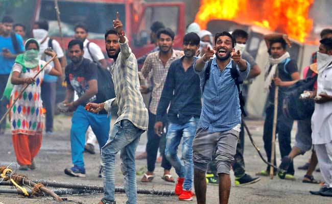 Dera Chief Verdict: Residents Of Panchkula Furious Over Failure To Prevent Violence