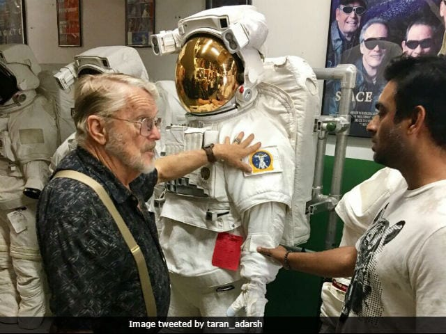 After Sushant Singh Rajput, R Madhavan Trains At NASA To Play Astronaut