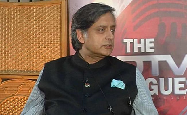 Congress Challenge Is Not Advocating Right Policies: Shashi Tharoor