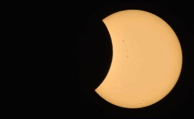 solar eclipse afp