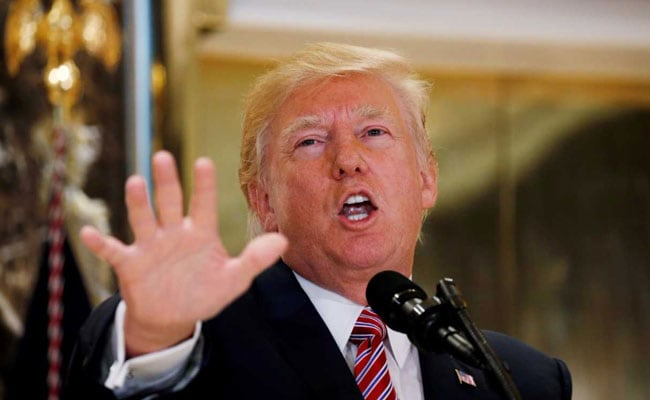 Donald Trump May Be Inciting 'Violence' Against Media: UN