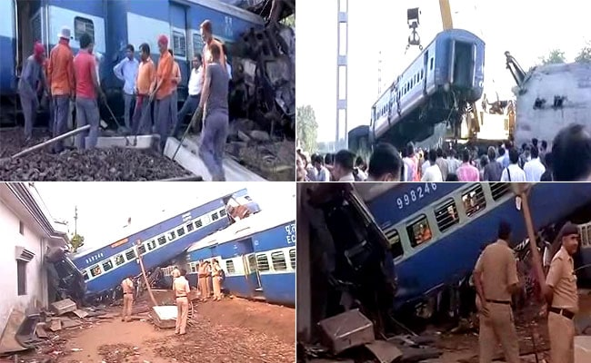 21 Killed In UP Train Accident, Human Error Likely, Claim Locals: 10 Points