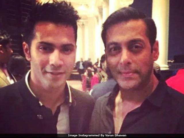 'Judwaa 1' Salman Khan Shares Varun Dhawan's Judwaa 2 Trailer. Here's What He Said