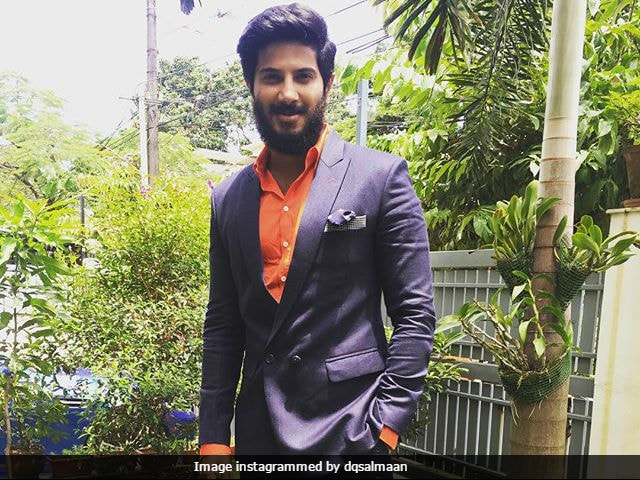 Dulquer Salmaan Shoots For Bollywood Debut Karwaan. See Pic From Sets