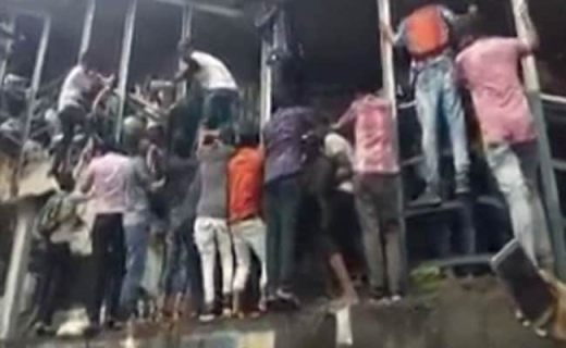 22 Dead, Many Injured In Stampede Near Mumbai's Elphinstone Station