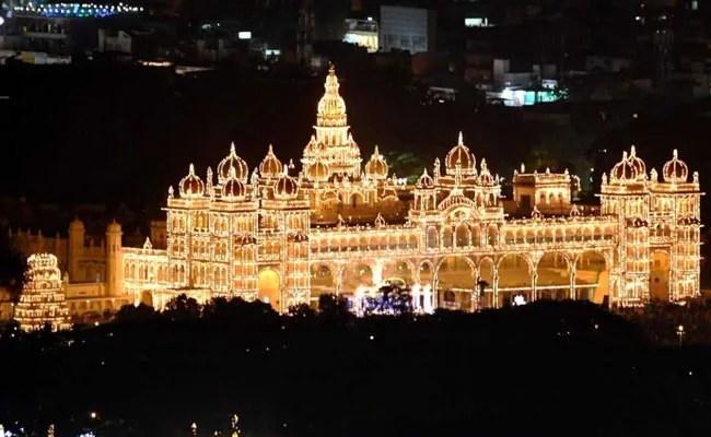 10-Day Mysuru Dasara Festival Begins In Karnataka Amid COVID-19 Shadow