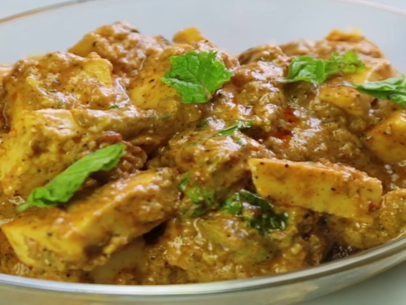 Dum Paneer Recipe   NDTV Food Dum Paneer