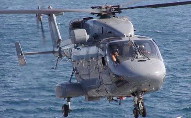 Navy Starts Process To Take 24 Naval Utility Helicopters On Lease   Latest News Live   Find the all top headlines, breaking news for free online April 24, 2021