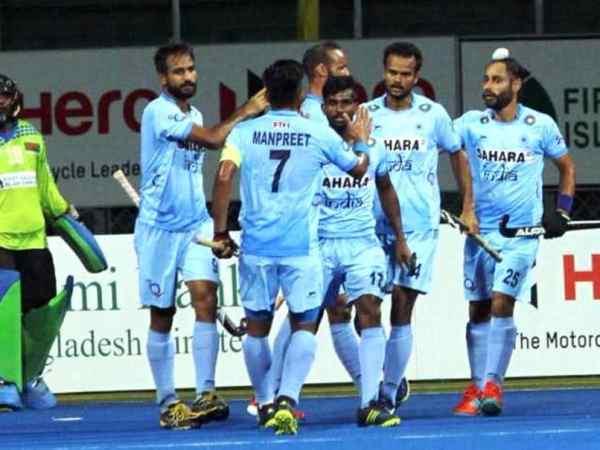 Asia Cup Hockey Final 2017 Highlights: India Beat Malaysia ...