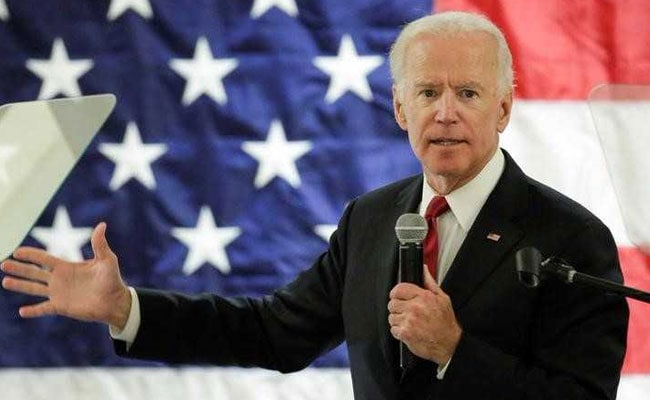 "Joe Biden Says Strategic Partnership With India ""Important To US Security"""