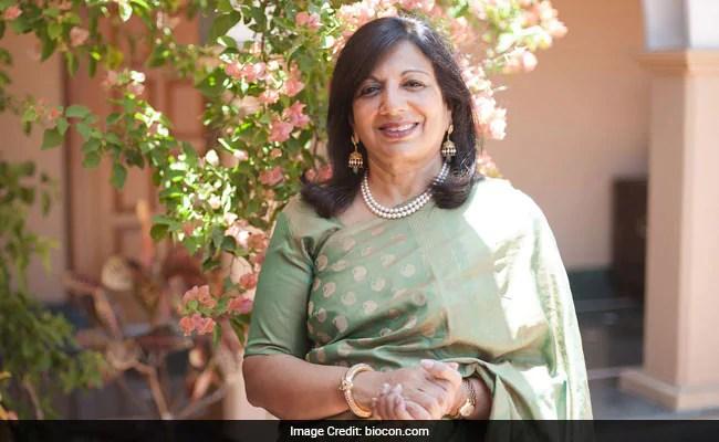 Covid Has Created An 'Ecosystem' Of Innovation In India: Kiran Mazumdar-Shaw