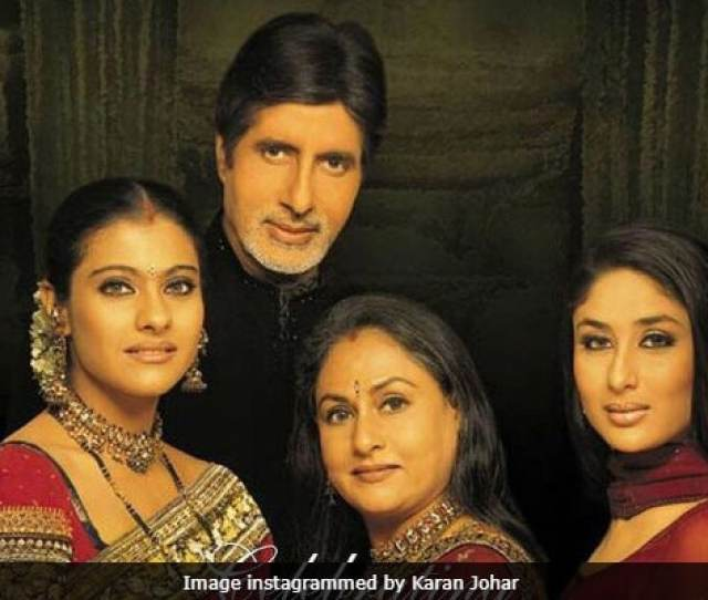 Years After Kabhi Khushi Kabhie Gham Kajol Reveals The Backstory Of This Poster
