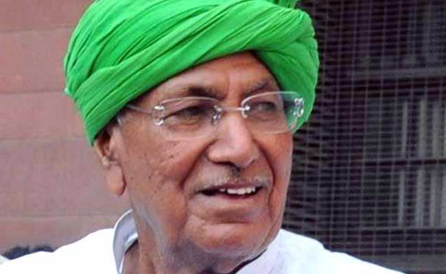 People Unhappy With BJP-JJP Government In Haryana: Om Prakash Chautala