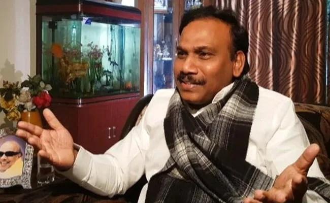 DMK's A Raja Apologises For Offensive Remark Against Tamil Nadu's EPS