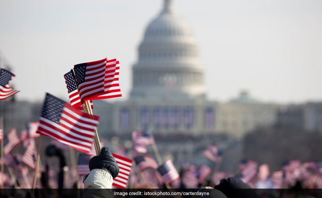 Indian-American Healthcare Workers Protest Outside US Capitol Over Green Cards