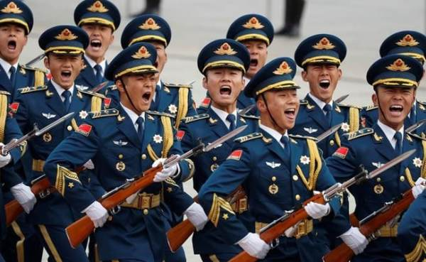 China's Military Flexes Muscles For Domestic Objective ...