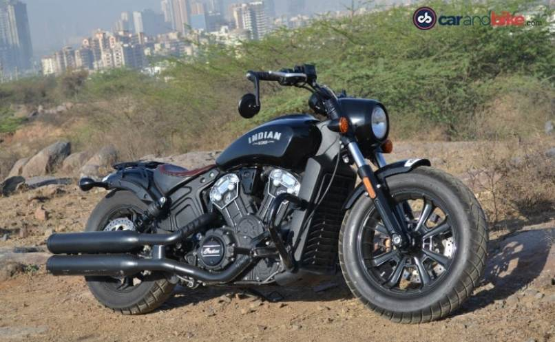 The Indian Scout Bobber Is One Drop Dead Gorgeous Cruiser Motorcycle