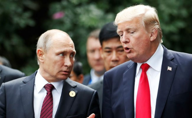 Putin Likely Directed Efforts To Swing 2020 US Election To Trump: Report