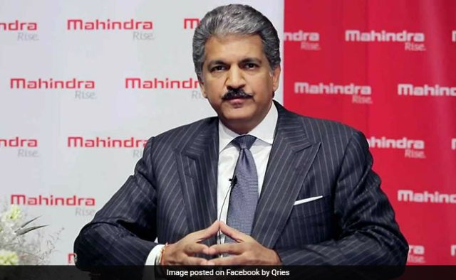 "Anand Mahindra says, ""I am ready to be hanged to hang rapists"""