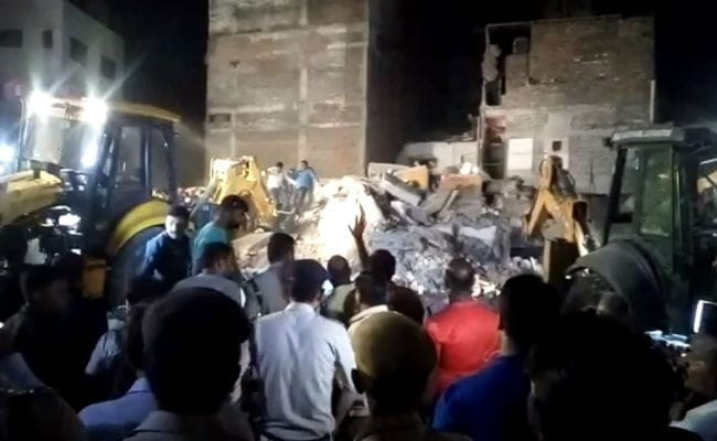 Indore Building Collapse LIVE: Chief Minister Announces Compensation For Families Of Dead