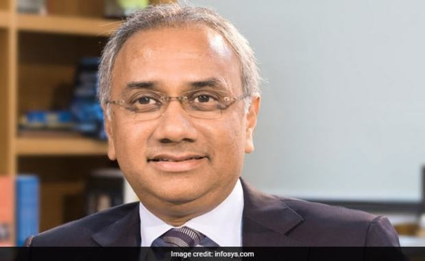 Infosys CEO Salil Parekh Delivers In His First Quarter, Net Profit At Rs 3,690 Crore