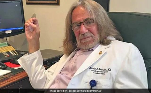 Doctor Who Declared Trump 'Healthiest' President Ever Dies