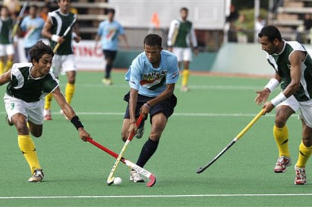 Row over exhibition match rocks Indian hockey