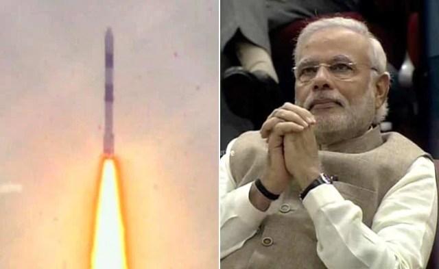 पीएम मोदी और इसरो के लिए चित्र परिणाम
