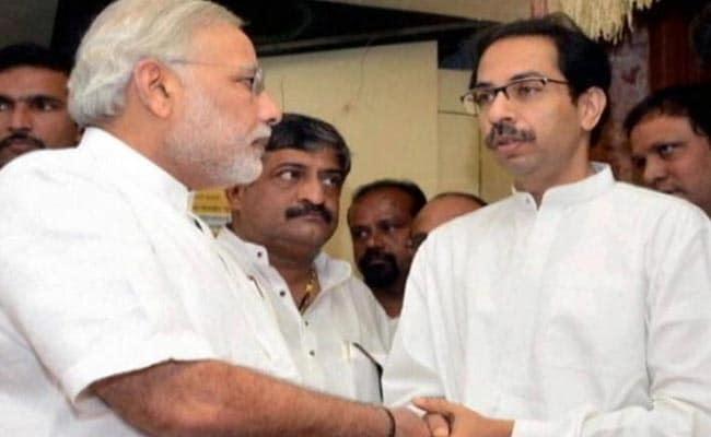 Maharashtra Chief Minister Uddhav Thackeray To Meet PM Modi Tomorrow