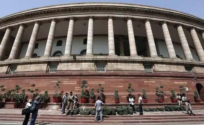 Vice President, Lok Sabha Speaker Veto Parliamentary Panel Virtual Meets
