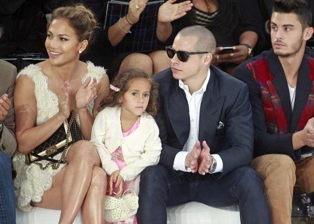 Jennifer Lopezs Daughter Attends Fashion Week In Chanel Accessories Worth 2400 NDTV Movies
