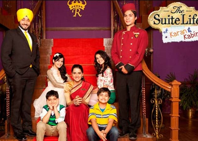 Image result for the suite life of karan and kabir