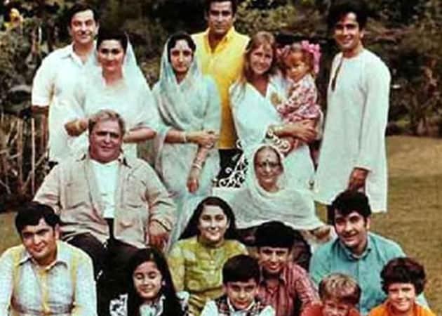 Image result for kapoor family shammi