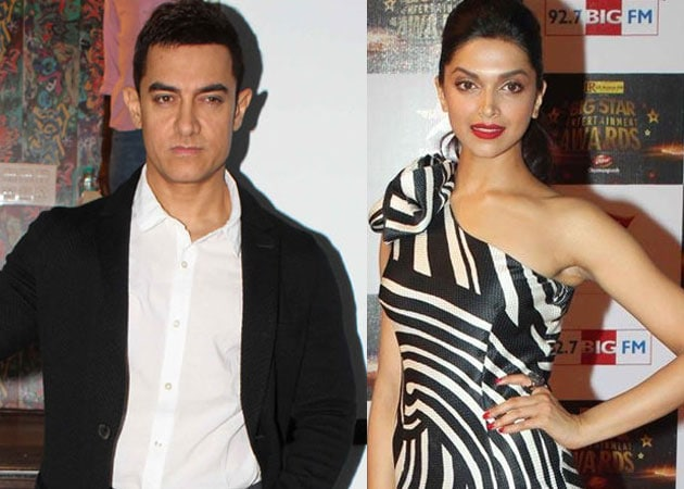 Image result for deepika and aamir