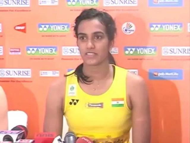ఫైనల్లో ఓడిన సింధు - PV Sindhu Loses In Finals In Indonesian Open