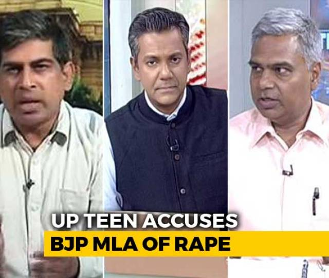 Video Can Yogi Government Ensure Justice For Teen Alleging Rape