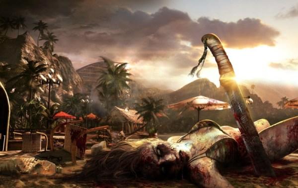 Dead Island Concept Art