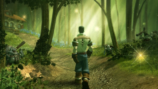 Fable The Lost Chapters Concept Art